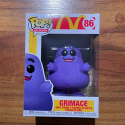 Funko Pop Ad Icon - Grimace 💥 for Sale in Hollywood,  FL