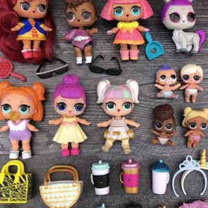 Lol Dolls Figures Toy Lot for Sale in San Diego, CA