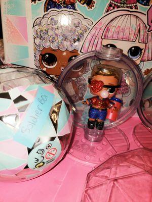 Lol winter disco doll soldier boi for Sale in River Grove, IL