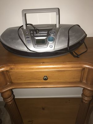 Panasonic portable stereo CD system for Sale in Centreville, VA