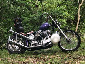 Harley Davidson pan head for Sale in Austin, TX