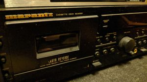 Marantz Cassette Deck for Sale in Newark, CA