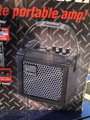 BRAND NEW Portable Amp for Sale in Hialeah, FL