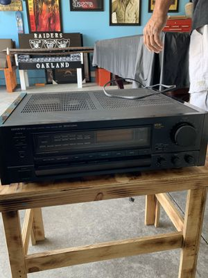 Onkyo stereo for Sale in Upland, CA