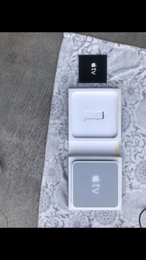 Apple TV First Generation for Sale in Houston, TX