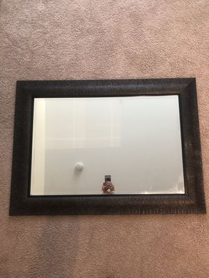 Large Hanging Wall Mirror for Sale in Arlington, VA