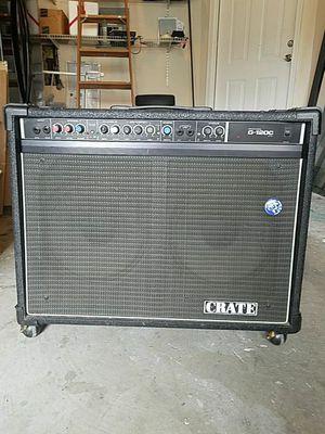 Rare Quarter Stack Crate Guitar Amp for Sale in Atlanta, GA