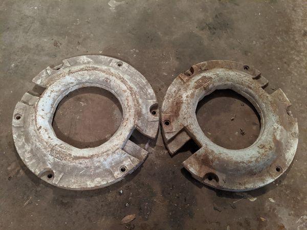 Tractor Wheel Weights
