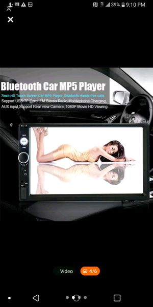 New 7 inch Double Din car stereo for Sale in Stone Mountain, GA