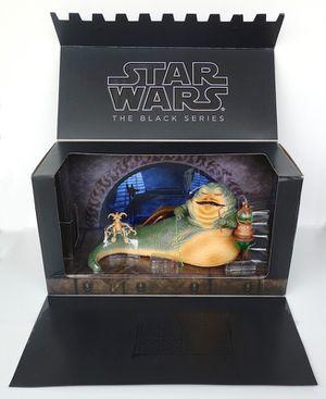 Star Wars SDCC Jabba Black Series for Sale in Scottsdale, AZ