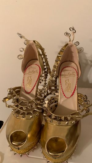Christian Louboutin Stilettos Red bottom heels for Sale in Riverdale, GA