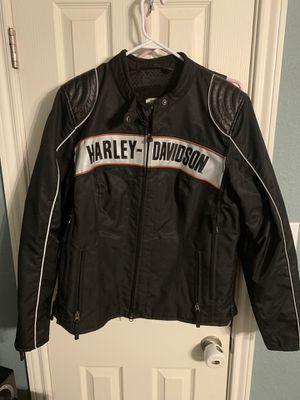"""Genuine Harley Davidson Motorcycle Jacket """"Brand New"""" Never worn. Size 2X for Sale in Schertz, TX"""