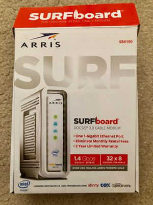 Cable Modem Router for Sale in Irvine, CA