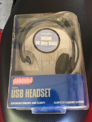 USB Headset for Sale in Wildomar, CA
