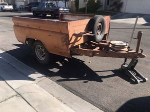 Chevy c10 c20 trailer for Sale in Las Vegas, NV