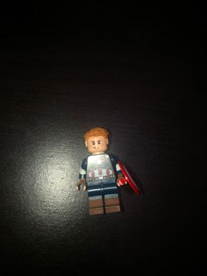 LEGO Custom Captain America for Sale in Miami, FL