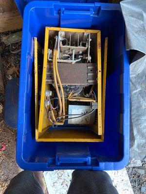 Arc welder AC/DC 250 amp for Sale in Warren, OR