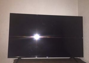 "TCL Roku TV 4K 55"" series 4 for Sale in Pembroke Pines, FL"