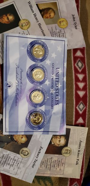 Franklin Mint Presidential coins for Sale in Anchorage, AK