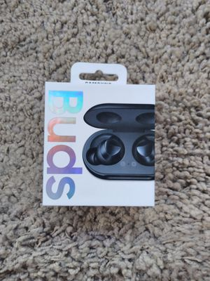 Samsung Galaxy Buds wireless Bluetooth cord free earphones for Sale in Portland, OR