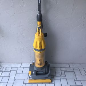 Dyson DC07 All Floors Vacuum Cleaner Yellow Tools Rootcyclone for Sale in Sarasota, FL