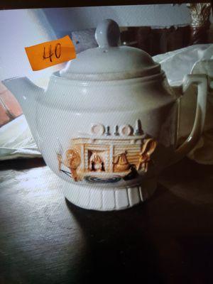 Antique Porcelier Tea Pot for Sale in Houston, TX