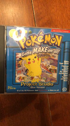 Pokemon Gotta Make Em All Project Studio for Sale in Brookeville, MD