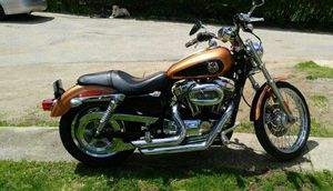 2008 Harley Davidson sportster 1200 for Sale in Putnam, CT
