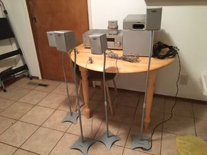 Sony STR-K502 Receiver, speakers, subwoofer & extras for Sale in Seattle, WA