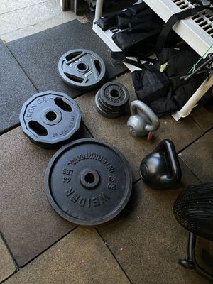 Olympic weights for Sale in West Hempstead, NY