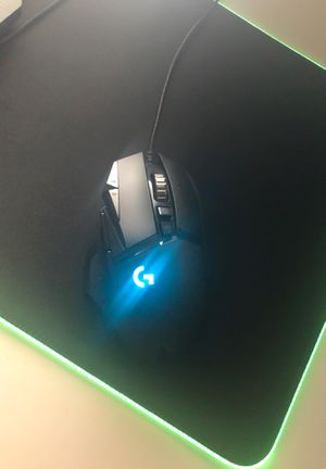 Gaming mouse G502 Hero for Sale in Melbourne, FL