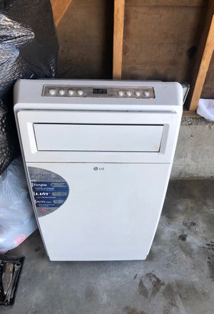 Portable air conditioner for Sale in Barstow, CA
