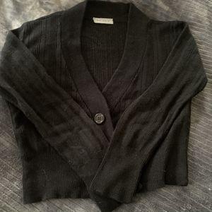 Black Crop Cardigan for Sale in Severna Park, MD