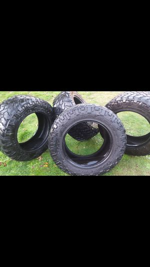 Set of 35s Nitto Tires for Sale in Tacoma, WA