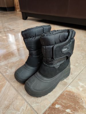 Kids snow boots size 2M for Sale in Hayward, CA