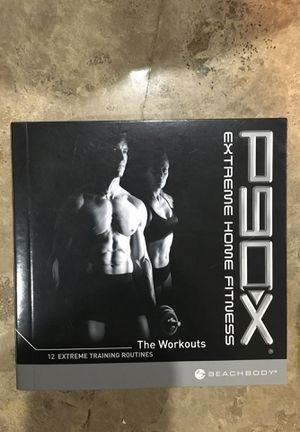 P90X Complete Collection for Sale in Chesapeake, VA