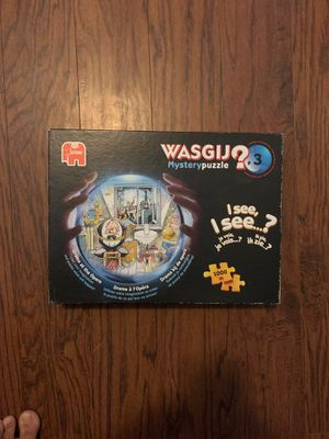 Wasgij mystery puzzle for Sale in San Diego, CA