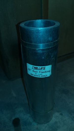 """20"""" X 50' roll flashing for Sale in Colorado Springs, CO"""
