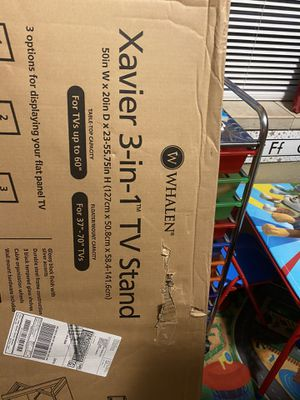 3 in 1 T V Stand for Sale in Tampa, FL