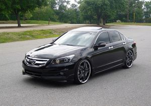 MY Honda Accord LX 2008 Black ! FWDWheelsss for Sale in Lincoln, NE