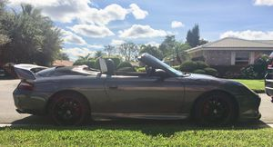 2001 Porsche 911 Convertible. The Engine was replaced in 2007. Over $10,000 in upgrades. for Sale in North Lauderdale, FL