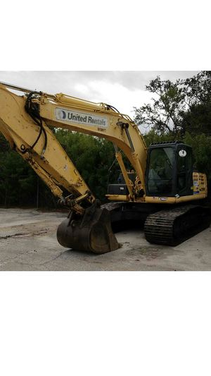 210 excavator!! Summer special!! for Sale in Tampa, FL