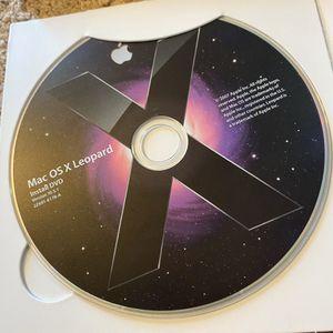 2007 Macintosh Mac OS X Leopard Version for Sale in Tacoma, WA