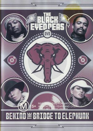 THE BLACK EYED PEAS Behind The Bridge To Elephunk DVD for Sale in Houston, TX