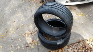 """18"""" tires - like new for Sale in Burbank, CA"""
