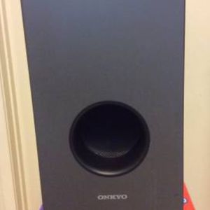 Onkyo Self-powered/active Bass Speaker for Sale in Miami, FL