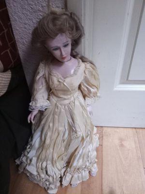 Antique porcelain doll for Sale in Norcross, GA