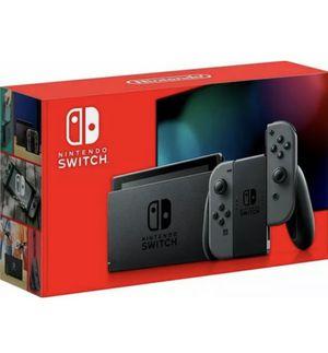Nintendo Switch Grey for Sale in Philadelphia, PA