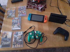 Nintendo switch for Sale in Paradise, KS