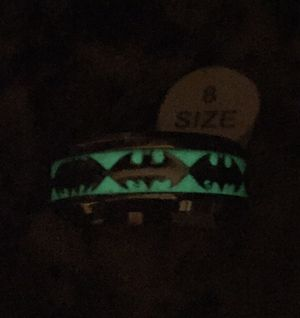 Glow In The Dark Batman Ring. for Sale in Denver, CO